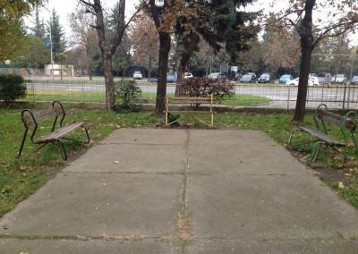 Дворот на гимназијата
