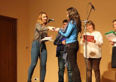 Sofija Simjanovska IV-3 - Доделување награда