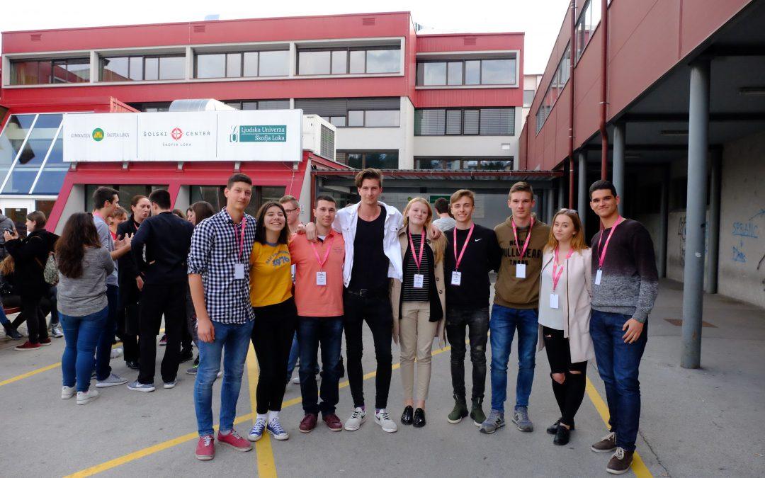 ПРОЕКТ: 3та средба на Европски гимназии