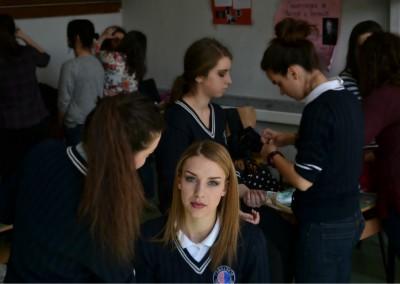 Работилница за шминкање