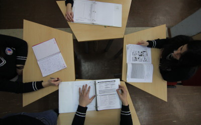 Известување за упис на учениците во прва година во учебната 2020/2021